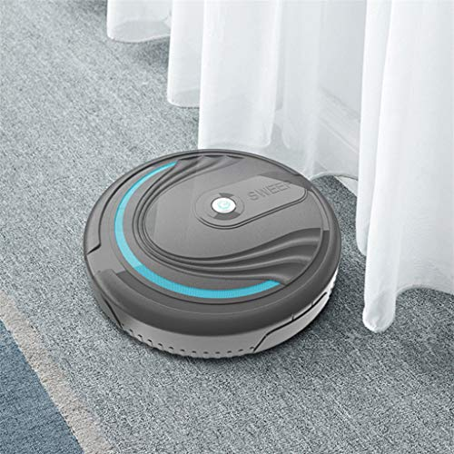 Dolloress Smart Robot Vacuum- High Suction, Low Noise/Charging Robotic Vacuum Best Cleaner Designed for Hard Floor and Thin Carpet