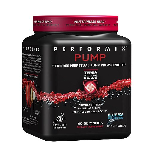 PERFORMIX PUMP Blue Ice 233.6 g