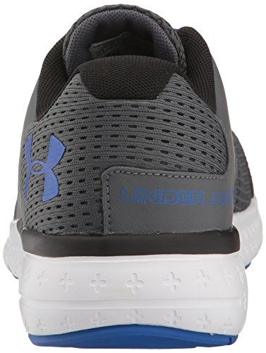 Under Armour UA Micro G Fuel RN, Scarpe da Corsa Uomo Rhino Gray/White