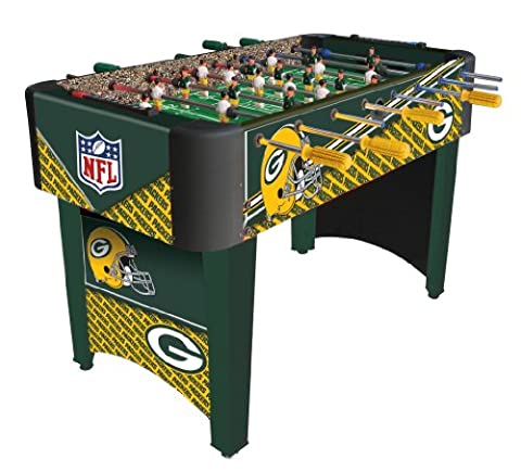 NFL Green Bay Packers Foosball Table - Imperial International Green