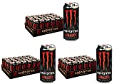 YAJUDREF Assault, Energy Drink, 16 Ounce, 3 Cases (24 Cans)