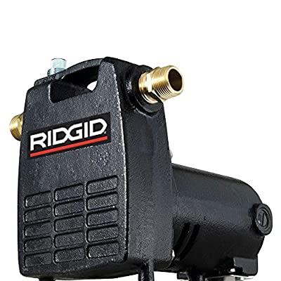 Ridgid Pro Transfer 1/2 Hp Utility Pump