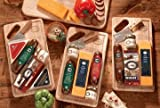 A Cut Above Board Meat and Cheese Gift Set