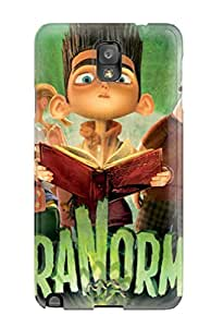Best Galaxy Note 3 Case Slim [ultra Fit] Paranorman Movie Protective Case Cover 1934565K92031625