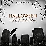 Halloween: Edgar Allan Poe's Top 10 Creepiest Tales (Scary Stories) Album Cover