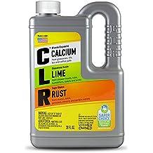 CLR Calcium Lime Rust Remover, Enhanced Formula, 28 fl oz (828 ml)
