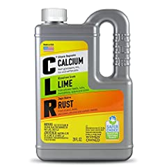 Instantly removes calcium deposits from glassware, decanters, tea and coffee pots. Instantly removes lime scales from coffee makers, humidifiers, tubs, toilets and sinks. Instantly removes rust stains from stucco, brick, porcelain, chrome and...