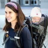 Premium Baby Backpack Carrier with Removable