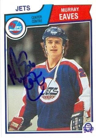 CI Murray Eaves Hockey Card 1989-90 ProCards AHL 324 Murray Eaves