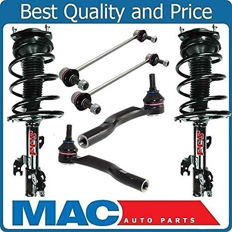 Amazon com: Mac Auto Parts 136666 Front Complete Strut Coil