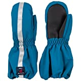 POLARN O. PYRET INSULATED CUFF MITTEN (BABY) - 6-12 months/Moroccan Blue