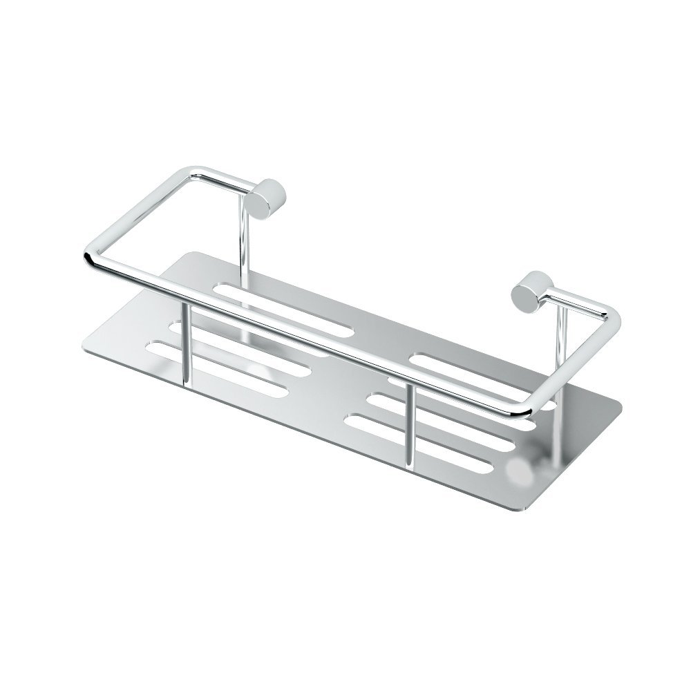 "50%OFF Gatco 1432 Elegant Shower Shelf, 10"", Chrome"