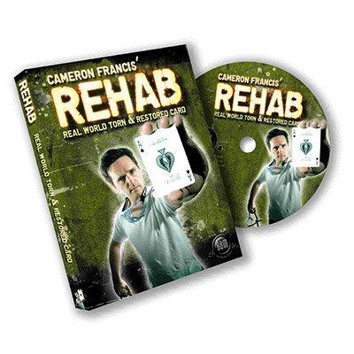 Rehab by Cameron Francis & Big Blind Media - DVD