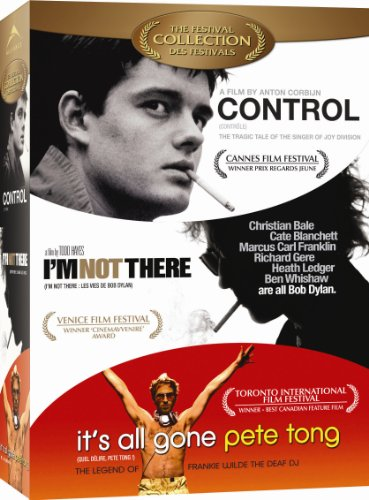 Control / I'm Not There / It's All Gone Pete Tong (Triple Feature)
