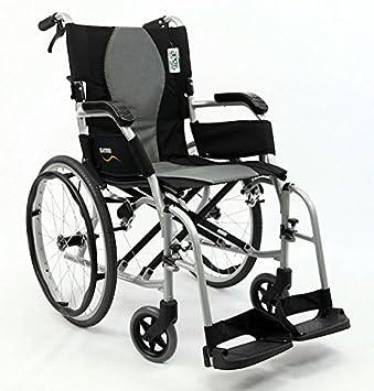 Amazon.com: ergoflight Ultra Ligero Silla de ruedas Asiento ...
