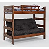 Woodcrest Heartland Futon Bunk Bed