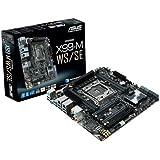 ASUSTeK Intel X99搭載 マザーボード LGA2011-v3対応 X99-M WS/SE 【mATX】