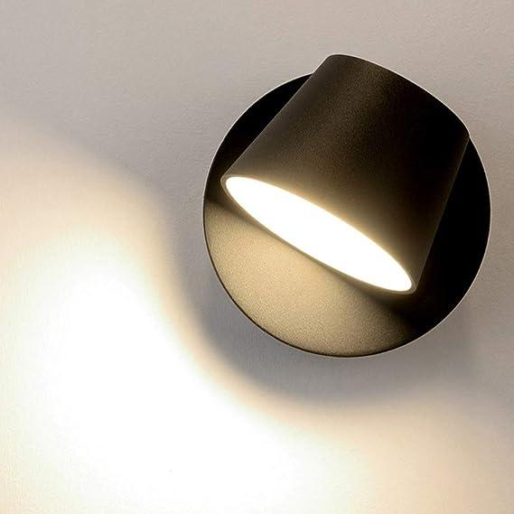 LED lámpara de pared de metal moderno tocadiscos serie ...