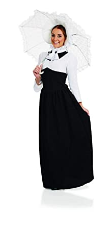 b1dbef7ad0 Amazon.com: fun shack Womens Victorian Bathing Suit Costume Adults  Historical Victorians Outfit: Clothing