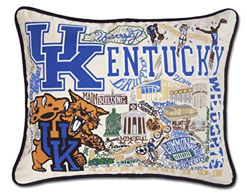 Catstudio NCAA Collegiate Throw Pillow [並行輸入品] B07R82J826