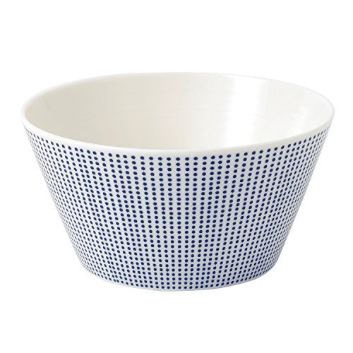 Royal Doulton Pacific Cereal Bowl, Blue by Royal - Royal Cereal Bowl Blue