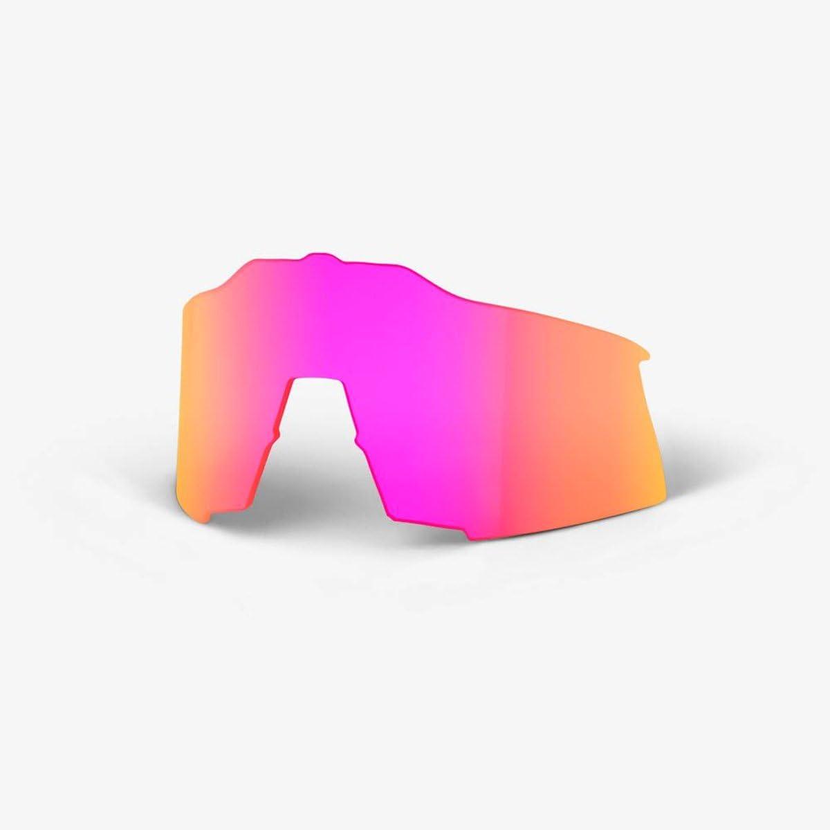 100% Percent Speedcraft Sunglass Replacement Lens - Mirror - 62001