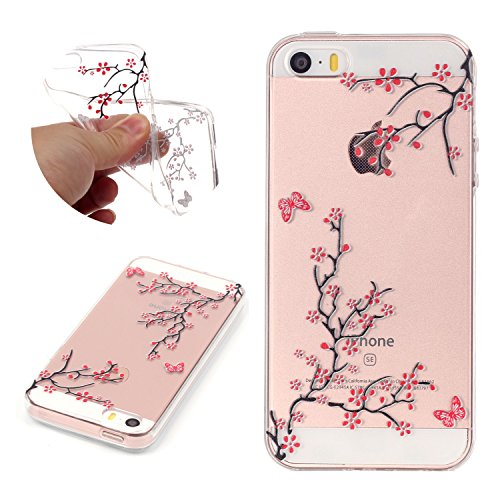 Silicone Transparent Embossed Pattern Touch U product image