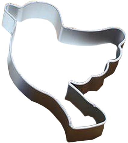Galletas de aluminio para hornear de dibujos animados Moldes Mousse / Verduras / Frutas corte moldes