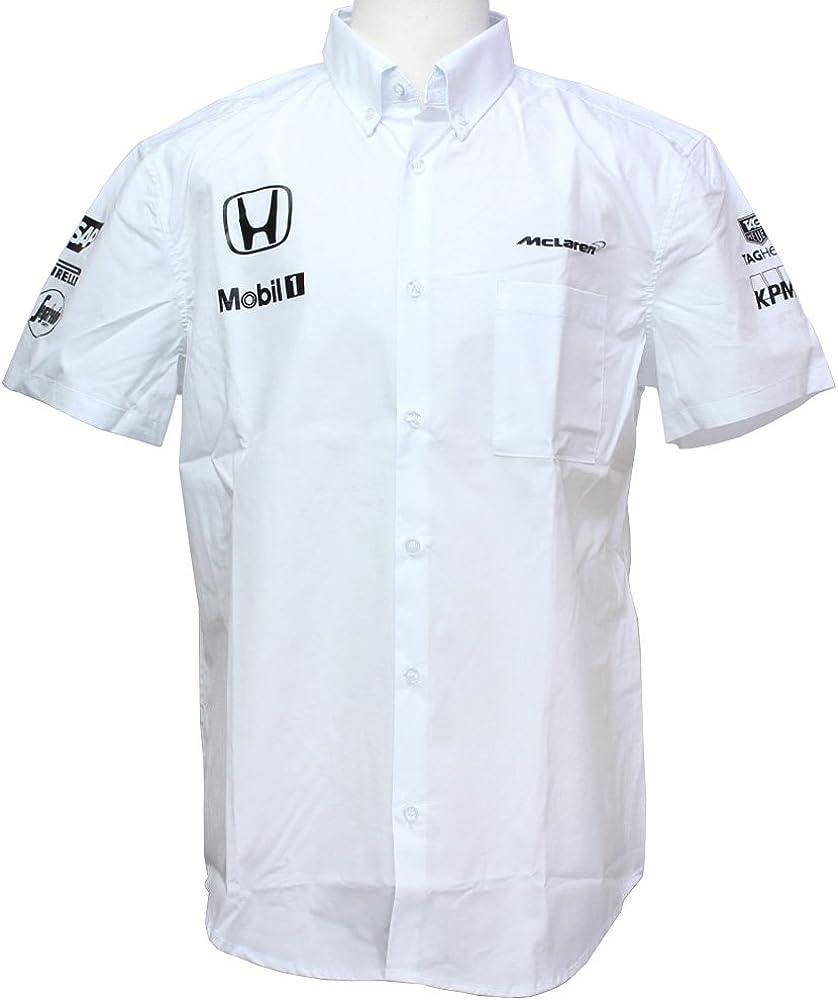 Camisa McLaren Honda Oficial 2015 XL: Amazon.es: Ropa y accesorios