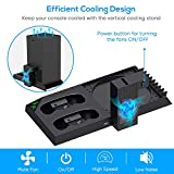 Vertical Stand for Xbox Series X with Cooling