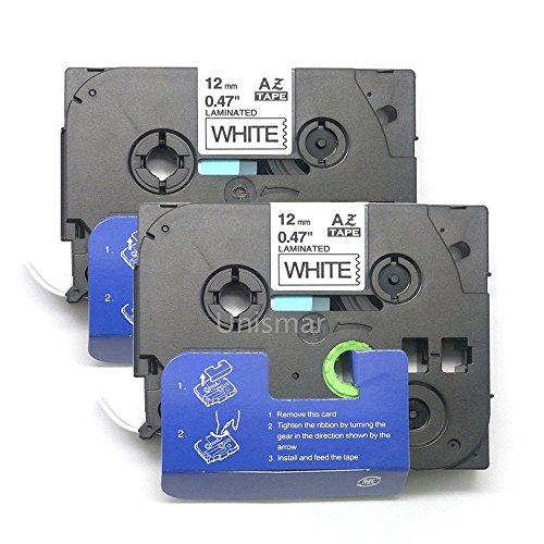 Unismar Compatible Laminated US TZe231 2PK product image