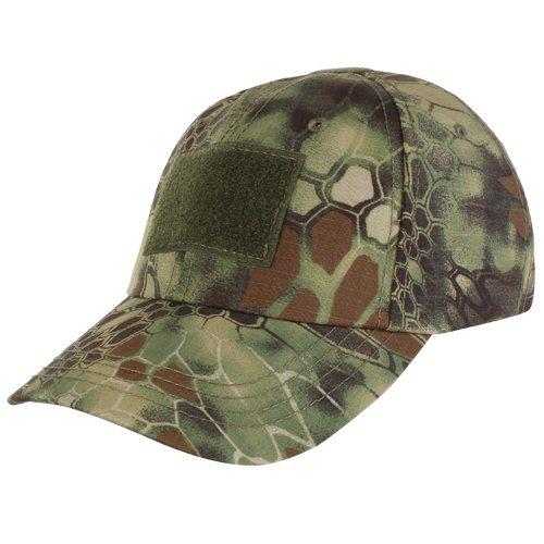 Condor Tactical Cap Hat Kryptek Mandrake New TC-017 (Ball Tactical Cap)