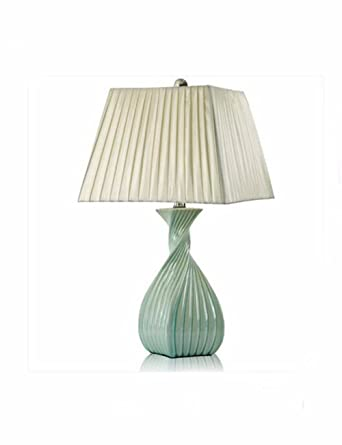 CJSHV-Lámpara de mesa Gran Living Comedor Ceramica Creativa ...