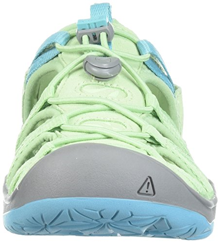 Sea Sandal Keen S Dress Viridian Green Quiet Aqua Blue Dress Moxie Kids' PqgCatwq6