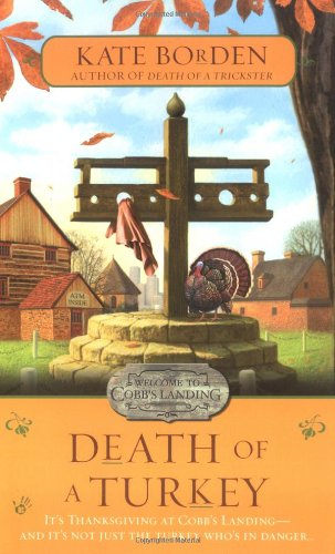 Death of a Turkey (Peggy Jean Turner Mysteries)