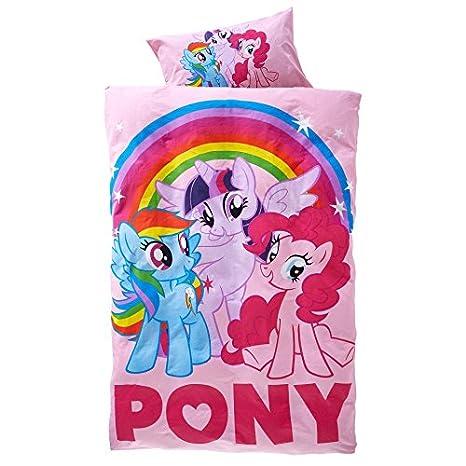 Lenzuola My Little Pony.Unbekannt Original My Little Pony Set Di Lenzuola 135 X 200 80 X 80