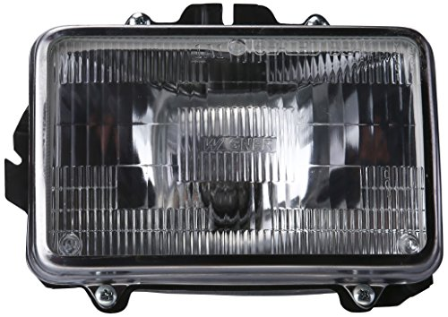 Depo P-H002N Chevrolet/GMC Driver Side Replacement Headlight Assembly