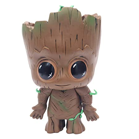 Groot Marvel Modelo, Galaxy Guard Avengers Doll Toy ...