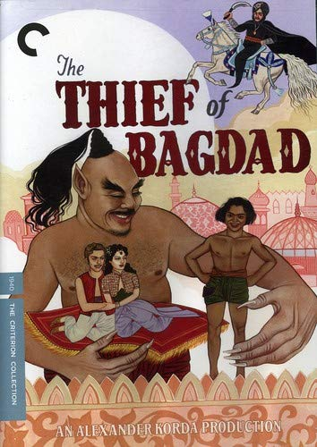 The Thief of Bagdad (The Criterion Collection) -