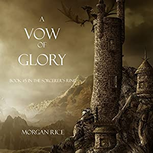 A Vow of Glory Audiobook