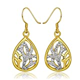 Best Hope Tree Wedding Ring Sets - Acxico Fashion gold earrings Tree of Life Dangle Review