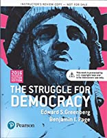 The Struggle for Democracy 2016 Front Cover