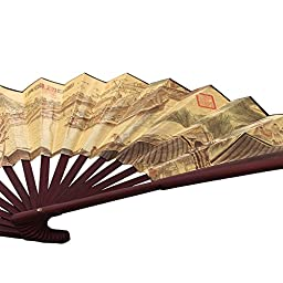Chinese Fan: China Fan, Hand Fans with Traditional Chinese Arts