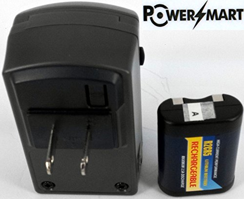 Powersmart Battery Charger For Contax 2cr5 Contax 645