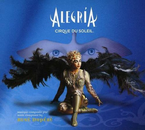 Allegria (25th Anniversary Edition)(OST) By Cirque Du Soleil (2009-05-26) Cirque Du Soleil 2009