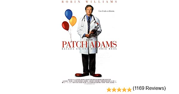 Patch Adams [DVD]: Amazon.es: Robin Williams, Philip Seymour ...