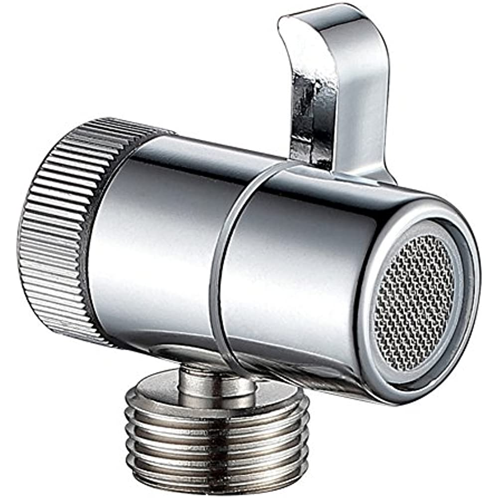 Peachy Details About Bidet Attachments Sink Faucet Diverter Aerator Metal Adapter Water Valve Rv Home Interior And Landscaping Analalmasignezvosmurscom