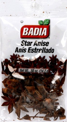 Badia Star Anise 0.5 oz(Pack of 2)