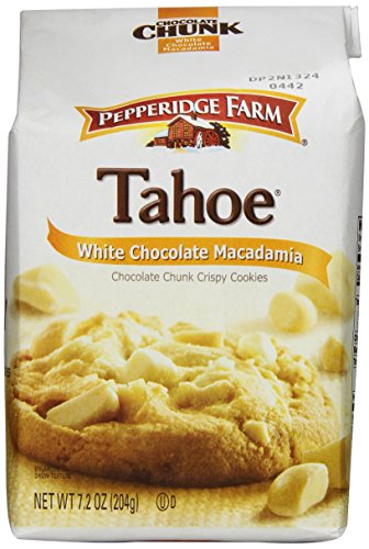 Pepperidge Farm Tahoe Cookies, 7.2-Ounce Package (Tahoe Tub Package)