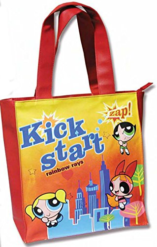 Powerpuff Girls Superchicche shopping bag